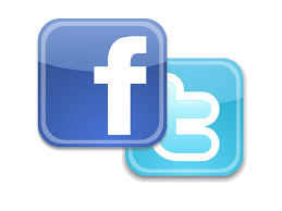 Facebook dan twitter
