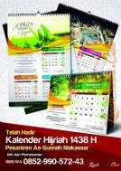 Kalender Hijriyyah 1438 H