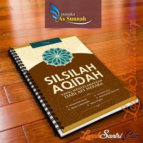 Promo Buku Silsilah Aqidah + Lapak Santri
